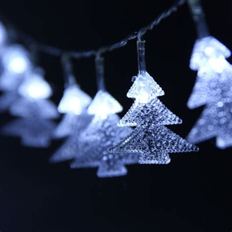 Kcasa 3m 20 Led Christmas Tree String Lights Led Fairy A String Of 20 Tree Lights