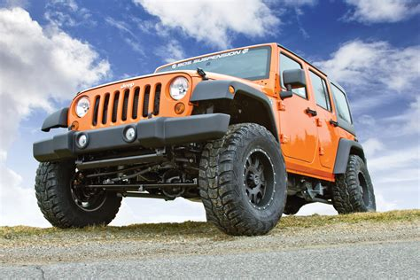 long jeep 2012 jeep jk 4 5 quot long arm suspension lift kits