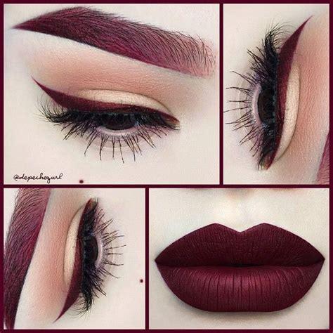 Matte Liquid Lipstick Lip Liner Eyeliner 4in1 4 In 1 black liquid matte used for brows and eyeliner