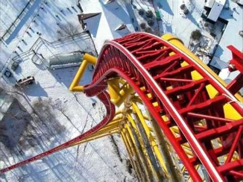 9 Rankers Of The Roller Coaster World by Scariest Roller Coasters In The World