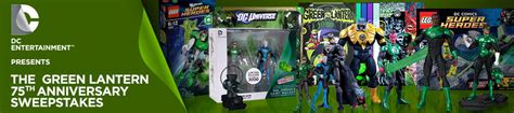 Anniversary Sweepstakes - dc comics green lantern 75th anniversary sweepstakes what cha reading