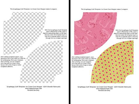 template to make a cone printable template to make a cone free template design