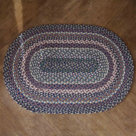 the rug company sale braided rug company oval rug braided jute rugs in blue colours