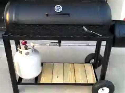 my homemade gas grill youtube