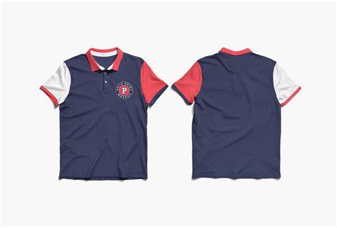 Cloth Patch Mockup Mockupworld Polo Shirt Mockup Template Psd