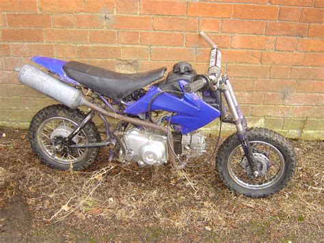 50cc motocross bikes for sale pit bikes breaking www motor bike breakers co uk
