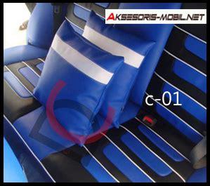 Aksesoris Bantal Mobil Daihatsu Luxio Hitam bantal mobil c01 pusat custom aksesoris bantal mobil