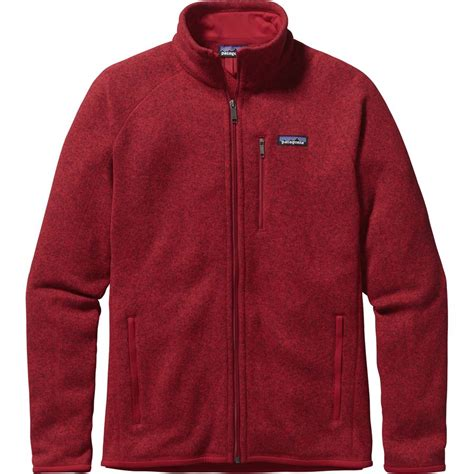 fliese jacke patagonia better sweater fleece jacket s