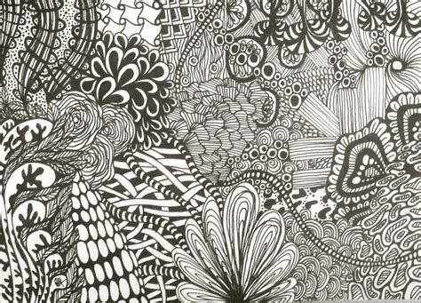 zen of design patterns easy zentangle patterns black zentangle drawing by