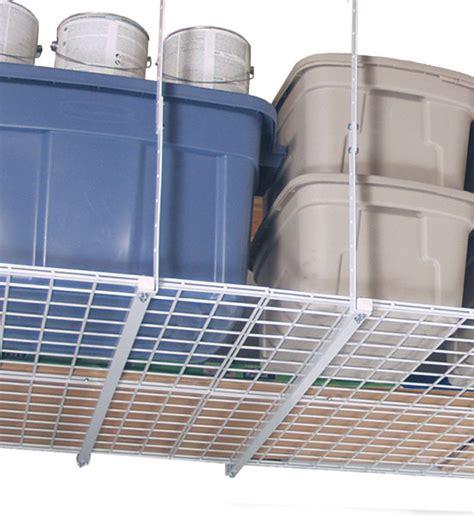 Garage Storage In Rafters Hyloft Garage Rafter Storage Unit Organization Store