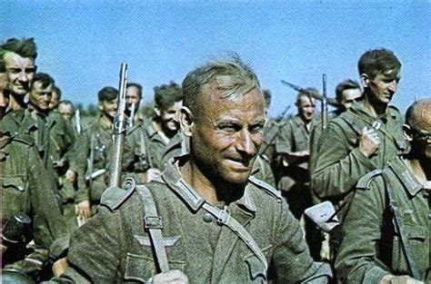 3rd reich haircut austrian wehrmacht soldiers of 44 infanterie division adv