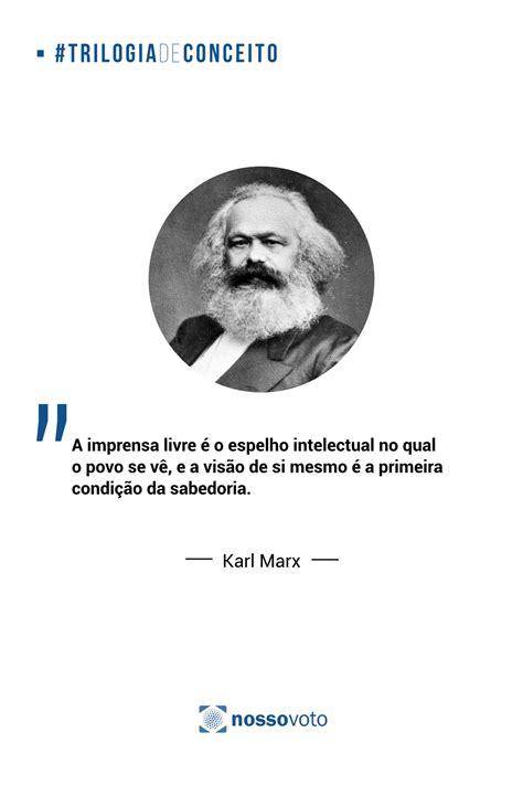 Liberdade de Imprensa para Marx em 2020 | Liberdade de
