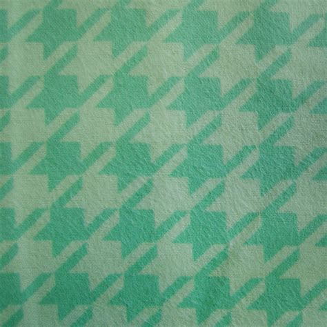 green houndstooth upholstery fabric snuggle flannel fabric houndstooth green at joann com