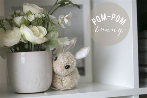 bunny pomeranian 8 diy easter decorations weekend features domestically speaking