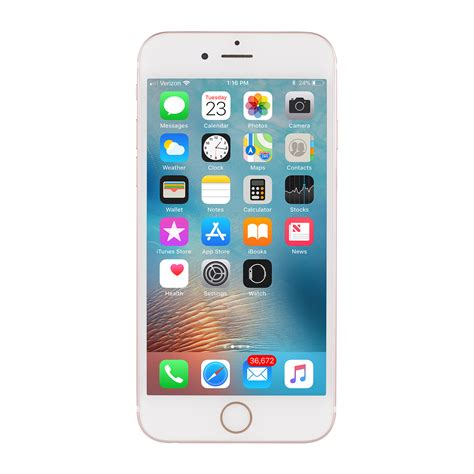 apple iphone 6s 16gb certified pre owned by verizon great condition unlocked ebay