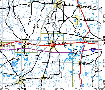 chipley florida fl 32428 profile population maps