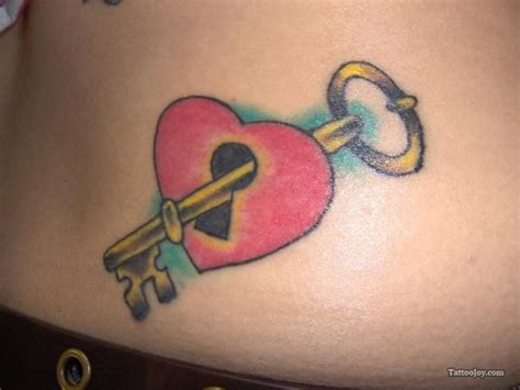 tattoo love key key love heart tattoo heart tattoos