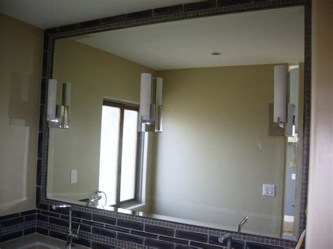 beveled glass mirrors bathroom mirrors westport glass products