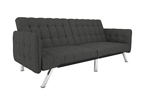 dhp emily futon sofa bed dhp emily futon sofa bed modern convertible with