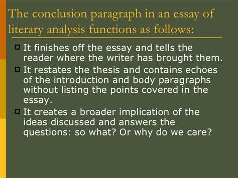 Closing Essay by Closing Essay