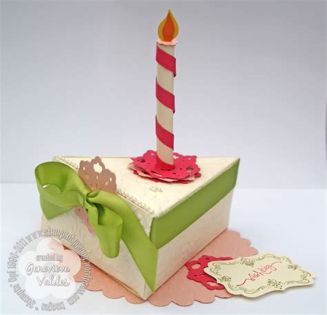 Papercraft Cake - pics for gt papercraft cake birthday