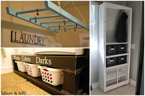 laundry solutions remodelaholic small laundry room makeover