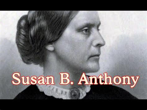 biography susan b anthony biography brief susan b anthony youtube