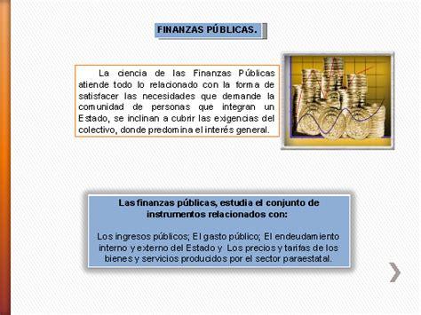 conceptos de finanzas ii las finanzas p 250 blicas monografias com