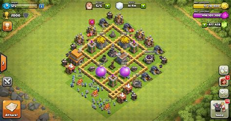 basic layout building guide clash of clans clash of clans base guide