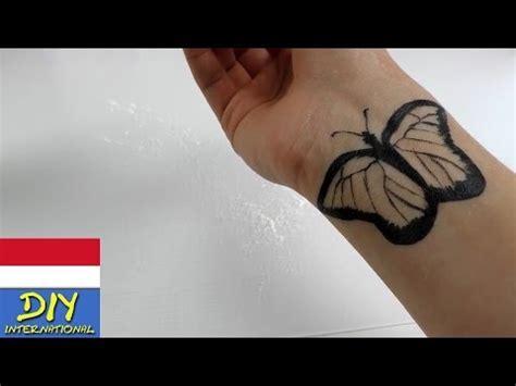 Cra Membuat P Besar Permanen cara membuat tato permanen slamet cara membuat tato corina