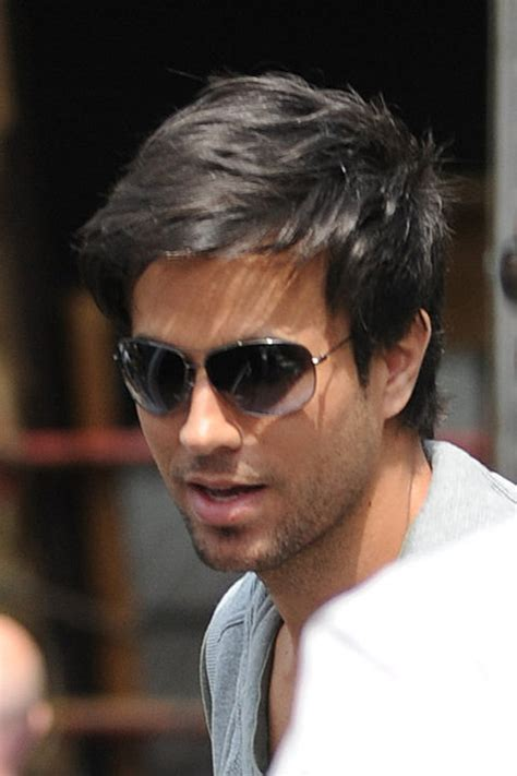 Enrique Iglesias Hairstyle by Enrique 180 S Hairstyle Enrique Iglesias New Single