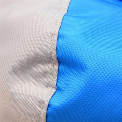 pouf letto napoli pouf sscnapoli azzurro grigio
