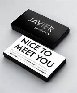 cool simple business cards 13 business card ideas for consultants graphic design
