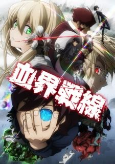 kekkai sensen (blood blockade battlefront) myanimelist.net
