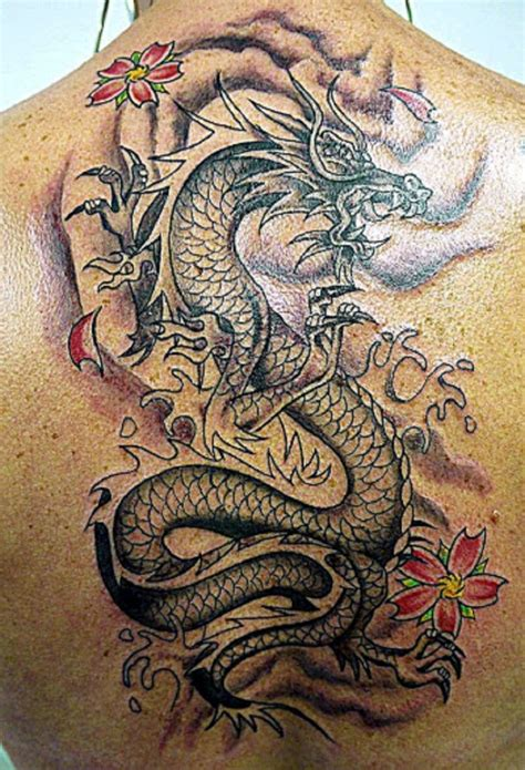 pattern dragon tattoo chinese tattoos designs ideas and meaning tattoos for you