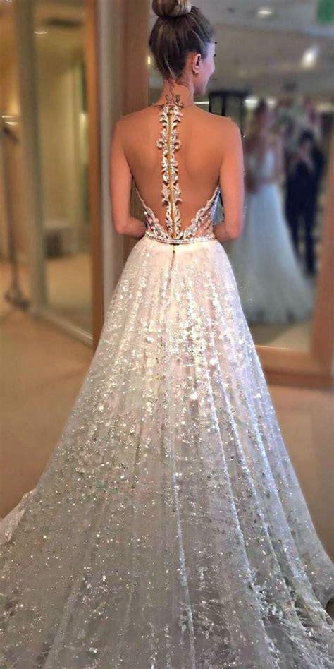 27 Stunning Trend: Tattoo Effect Wedding Dresses   Dream