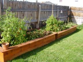 Garden planter box ideas how to make wooden planter