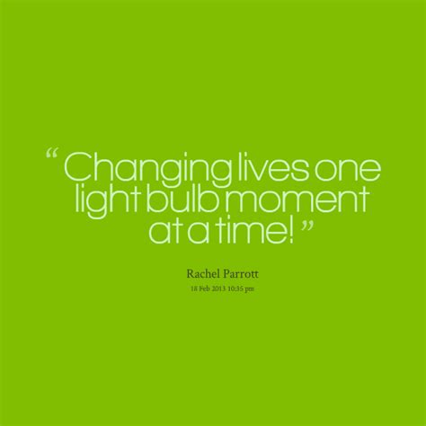 quotes about light bulb quotationof