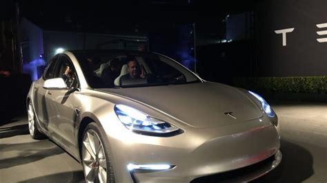 Tesla Test Drives Tesla 3 Test Drive 28 Images New Shows Tesla Model 3