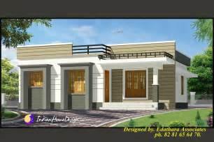 Kerala Home Design 1 Floor 998 Sqft Modern Single Floor Kerala Home Design