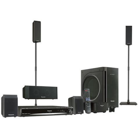 Home Theater System Panasonic panasonic sc pt760 home theater system sc pt760 b h photo