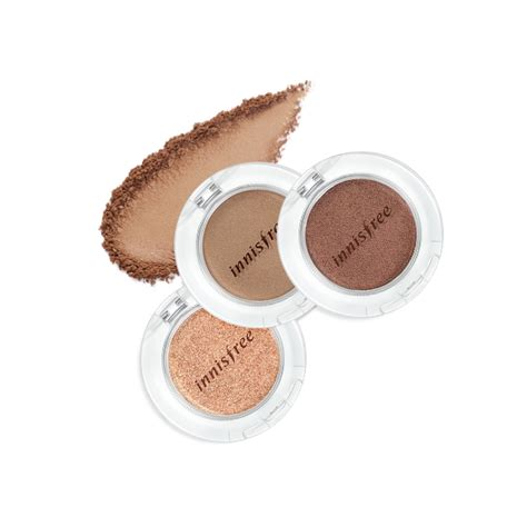 Mineral Single Shadow phấn mắt chiết xuất bột kho 225 ng innisfree mineral single shadow
