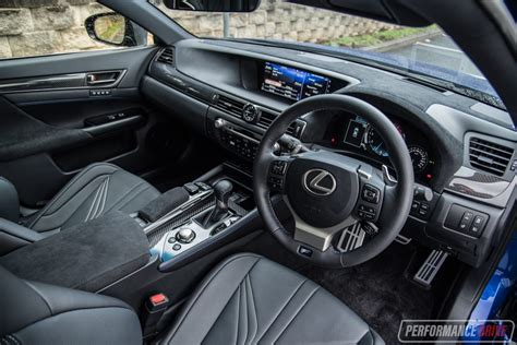 lexus interior 2017 hsv clubsport lsa vs lexus gs f v8 sedan comparison