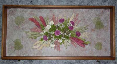 quadri di fiori secchi regali di natale fai da te con fiori secchi guadagno