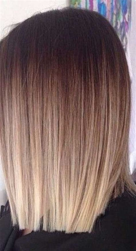 ombre highlights for short bob trendy hair highlights 25 ombre hair long bob bob