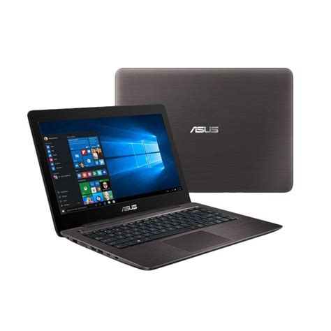 Notebook Asus A456ur Ga093d A456ur I5 7200 4gb 1tb Vga Dos jual asus a456ur notebook brown i5 7200 ram