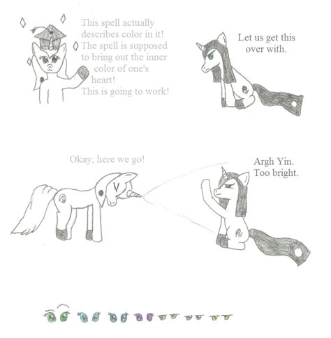how do u spell the color grey new spell 2 by yin yang mlp on deviantart