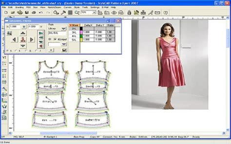 design pattern reusable software software and application to design clothes professional