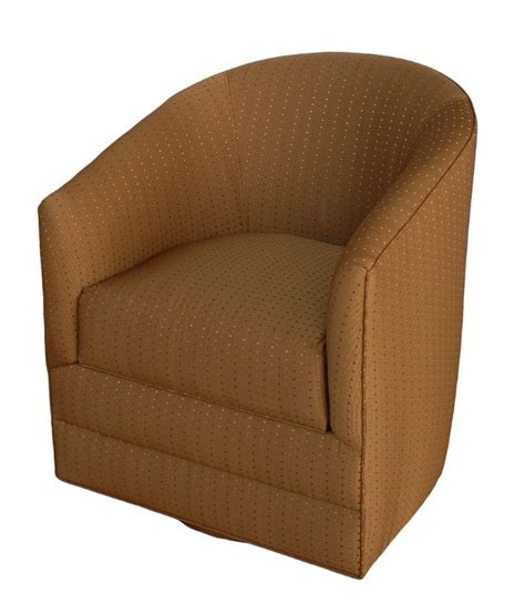 rv swivel chairs gl 27bl swivel barrel chair with storage glastop inc