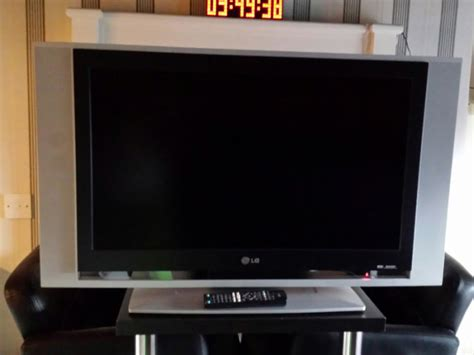 Tv Lcd Lg 29 Inch Second lg rz32lz55 32 inch hd ready lcd tv for sale in dublin 8